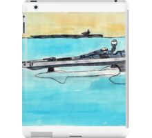 Hydrofoil Frigate Cyclone Taskforce 65 iPad Case/Skin