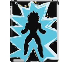 Super Saiyan Blue Vegeta iPad Case/Skin