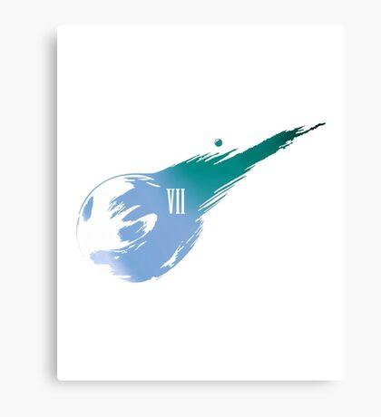 Meteor Canvas Print