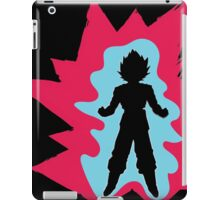 Super Saiyan Blue Kaioken iPad Case/Skin