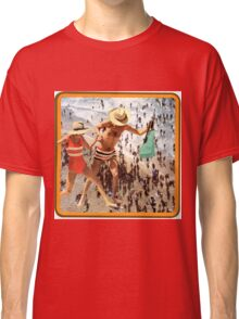 A Day at the Seaside'   Classic T-Shirt