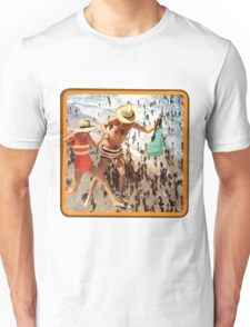 A Day at the Seaside'   Unisex T-Shirt