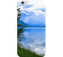 Glacier National Park - Lake McDonald iPhone Case/Skin