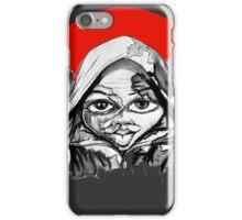 Under - Hoody iPhone Case/Skin