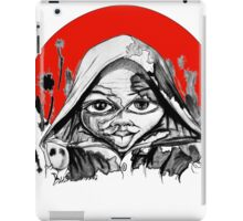 Under - Hoody iPad Case/Skin