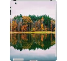 Colorful Lake iPad Case/Skin