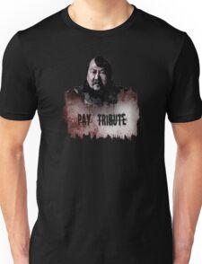 Marco Polo: PAY TRIBUTE TO KUBLAI (Dark) Unisex T-Shirt