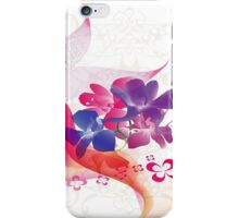 Floral 578 iPhone Case/Skin