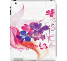 Floral 578 iPad Case/Skin