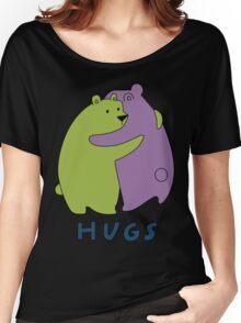 Hugs Women's Relaxed Fit T-Shirt
