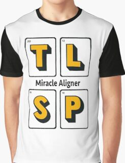 The Last Shadow Puppets - Miracle Aligner Graphic T-Shirt