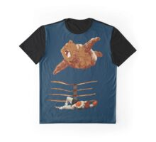 bear attack Graphic T-Shirt