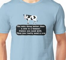 Amazing Cows Unisex T-Shirt