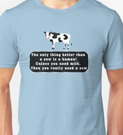 Amazing Cows Unisex T-Shirt
