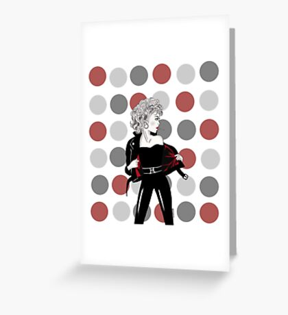 Sandy Greeting Card