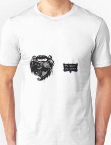 My beard my world Unisex T-Shirt