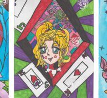 Gothams Trio Sticker