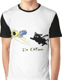 I'm Catman Graphic T-Shirt