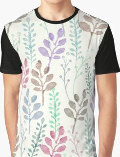Lovely Pattern Graphic T-Shirt