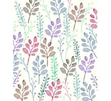 Lovely Pattern Photographic Print