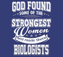 JOB - The Strongest women - Biologists T- shirt  - Special design and beautiful Unisex T-Shirt