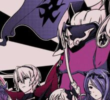 Nohr army Sticker