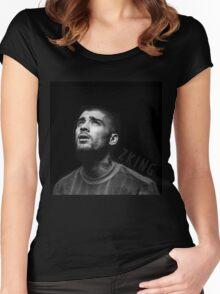 ZAYN - ZKING Women's Fitted Scoop T-Shirt