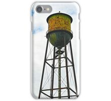 Semiahmoo Water Tower iPhone Case/Skin