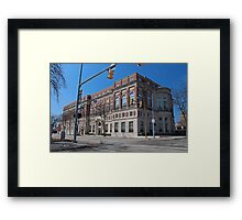 The Toledo Club Framed Print