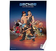 Archer Poster Poster
