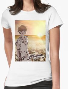 The Breaker NW, Shi Woon Yi Sunset Womens Fitted T-Shirt