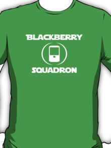 BlackBerry Squadron (White) T-Shirt