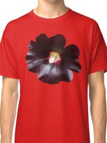 Black flower_big picture Classic T-Shirt