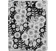 daisy mono pop iPad Case/Skin
