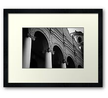 Sumter County Courthouse Framed Print