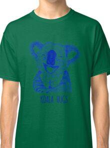 Cute Koala Hugs Classic T-Shirt