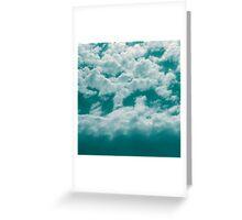 Rio Clouds Greeting Card