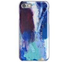 Colourful Abstract Oil Pastel Design iPhone Case/Skin