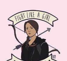 katniss! Sticker