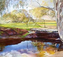 The Bridge at Euroka by Lynda Robinson