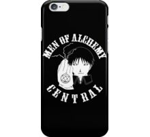 Men of Alchemy - Central iPhone Case/Skin