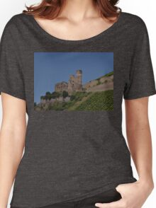 Rhine Castle And Vineyards Women's Relaxed Fit T-Shirt