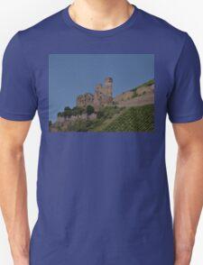 Rhine Castle And Vineyards Unisex T-Shirt