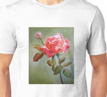 """Peace Rose"" Unisex T-Shirt"