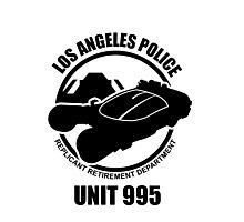 Unit 995 Replicant Hunters Photographic Print