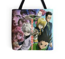 Hunter x Hunter poster Tote Bag