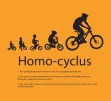 Bike Evolution  by CaptMoose