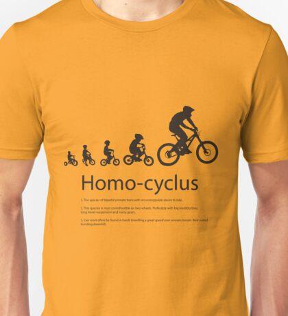 Bike Evolution  Unisex T-Shirt