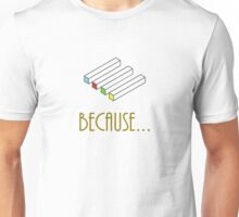 Blocks Illusion Unisex T-Shirt