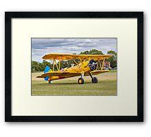 Boeing Stearman N2S-3 586 N74650 Framed Print